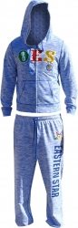 View Buying Options For The Big Boy Eastern Star Divine Ladies Pajama Jacket & Pants Set