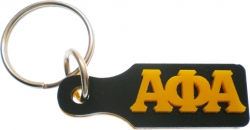 View Buying Options For The Alpha Phi Alpha Mini Paddle Keychain