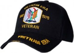 View Buying Options For The US Honor Vietnam Era Veteran Flag Shield Sandwich Bill Mens Cap