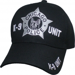 View Buying Options For The Chicago Police K-9 Unit Mens Cap