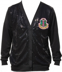 View Buying Options For The Alpha Kappa Alpha Sequins Divine 9 Ladies Cardigan