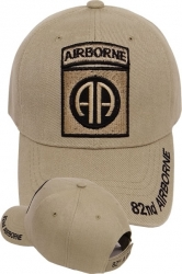 View Buying Options For The 82nd Airborne Division Tone-On-Tone Mens Cap