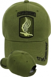 View Buying Options For The 173rd Airborne Brigade Tone-On-Tone Mens Cap