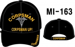 View Buying Options For The Hospital Corpsman Up! Mens Cap