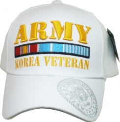 View Buying Options For The Army Korea Veteran Ribbon Mens Cap