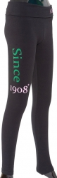 View Buying Options For The Alpha Kappa Alpha Womens Yoga Pant Leggings