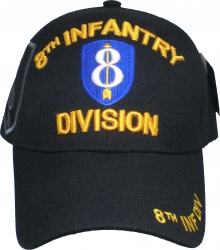 View Buying Options For The 8th Infantry Division Shadow Mens Cap