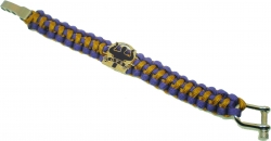 View Buying Options For The Omega Psi Phi Que Man Paracord Mens Survival Bracelet