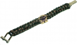 View Buying Options For The Omega Psi Phi Paracord Mens Survival Bracelet
