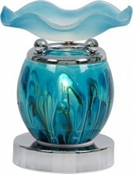 View Buying Options For The Marbled Globe Electric Aroma Lamp