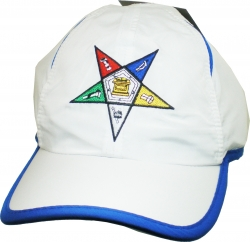 View Buying Options For The Eastern Star Sorority Featherlight Ladies Cap