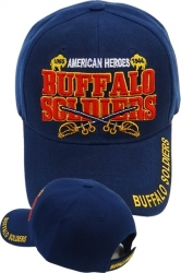 View Buying Options For The Buffalo Soldiers American Heroes Mens Cap