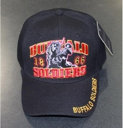 View Buying Options For The Buffalo Soldiers 1866 Rider Mens Cap