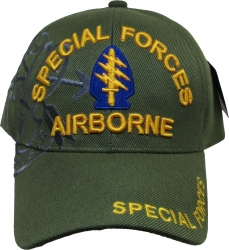 View Buying Options For The Special Forces Airborne Shadow Mens Cap