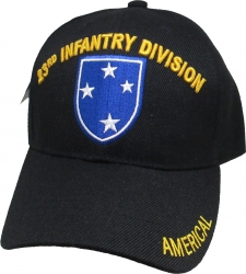 View Buying Options For The 23rd Infantry Division Americal Mens Cap