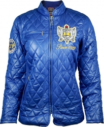 View Buying Options For The Sigma Gamma Rho Divine 9 S2 Ladies Padded Jacket
