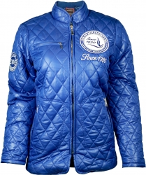 View Buying Options For The Zeta Phi Beta Divine 9 S2 Ladies Padded Jacket