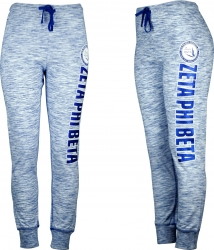 View Buying Options For The Zeta Phi Beta Divine 9 Ladies Pajama Pants