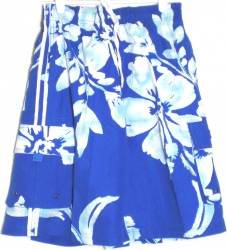 View Buying Options For The Tropical Print Mens Swim Shorts