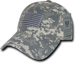 View Buying Options For The RapDom Tonal Flag Graphic Relaxed Mens Cap