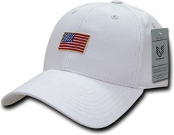 View Buying Options For The RapDom USA Structured Small Rubber Flag Mens Cap