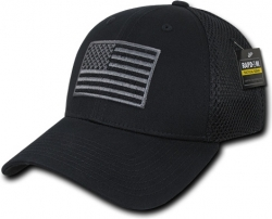 View Buying Options For The RapDom USA Embroidered Air Mesh Flex Mens Cap