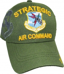 View Buying Options For The Strategic Air Command Shadow Mens Cap
