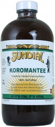 View Buying Options For The Sundial Koromantee Traditional Herbal Corkscrew Bitters