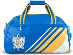 View Buying Options For The Sigma Gamma Rho Divine 9 PU Leather Duffle Bag