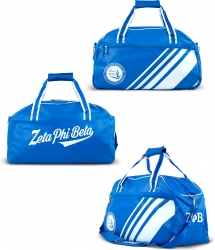 View Buying Options For The Zeta Phi Beta Divine 9 PU Leather Duffle Bag