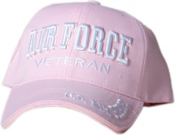 View Buying Options For The U.S. Air Force Veteran Text Shadow Mens Cap