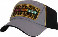 View Buying Options For The US Honor Vietnam Veteran Warrior 2-Tone Relaxed Mens Hat