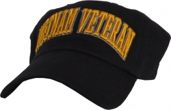 View Buying Options For The Vietnam Veteran Squad Arch Text Mens Hat