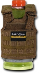 View Buying Options For The RapDom Deluxe Tactical Mini Vest Bottle Koozie