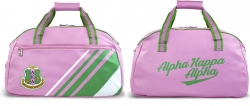 View Buying Options For The Alpha Kappa Alpha Divine 9 PU Leather Duffle Bag