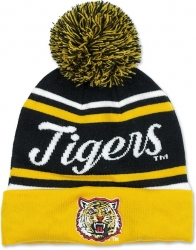 View Buying Options For The Grambling State Tigers S9 Mens Cuff Beanie Cap with Ball