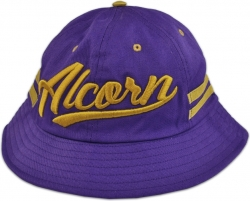View Buying Options For The Alcorn State Braves S3 Mens Bucket Hat