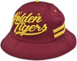 View Buying Options For The Tuskegee Golden Tigers S3 Mens Bucket Hat