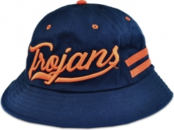 View Buying Options For The Virginia State Trojans S3 Mens Bucket Hat