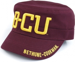 View Buying Options For The Bethune-Cookman Wildcats S5 Mens Captains Cadet Cap