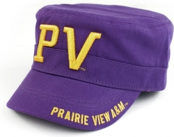View Buying Options For The Prairie View A&M Panthers S5 Mens Captains Cadet Cap
