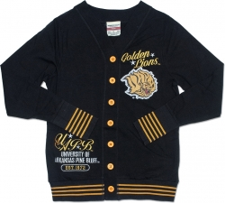 View Buying Options For The Arkansas at Pine Bluff Golden Lions S4 Light Weight Ladies Cardigan