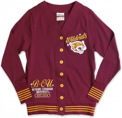 View Buying Options For The Bethune-Cookman Wildcats S4 Light Weight Ladies Cardigan