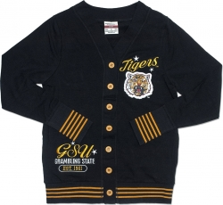 View Buying Options For The Grambling State Tigers S4 Light Weight Ladies Cardigan