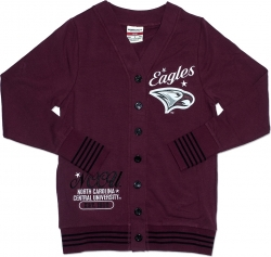 View Buying Options For The North Carolina Central Eagles S4 Light Weight Ladies Cardigan