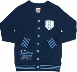 View Buying Options For The Spelman College S4 Light Weight Ladies Cardigan
