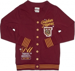 View Buying Options For The Tuskegee Golden Tigers S4 Light Weight Ladies Cardigan