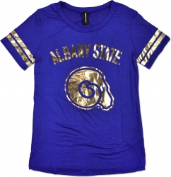 View Buying Options For The Albany State Golden Rams Ladies Jersey Tee