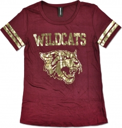 View Buying Options For The Bethune-Cookman Wildcats Ladies Jersey Tee