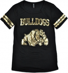 View Buying Options For The Bowie State Bulldogs Ladies Jersey Tee